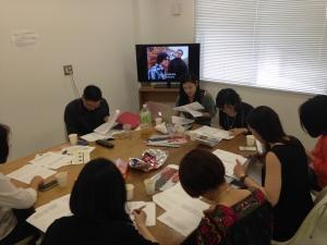 Hors Pistes Tokyo 2015 映像字幕研究会 Hors Pistes Tokyo 2015 Video Transcription Translation Study Group
